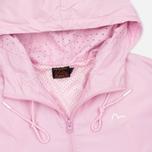 Женская куртка ветровка Evisu Print Pleated Pink фото- 1