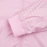 Женская куртка ветровка Evisu Print Pleated Pink фото- 2