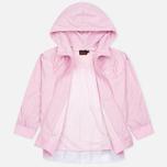 Женская куртка ветровка Evisu Print Pleated Pink фото- 3