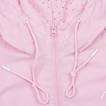 Женская куртка ветровка Evisu Print Pleated Pink фото- 4