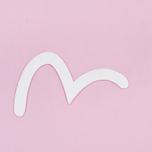 Женская куртка ветровка Evisu Print Pleated Pink фото- 6
