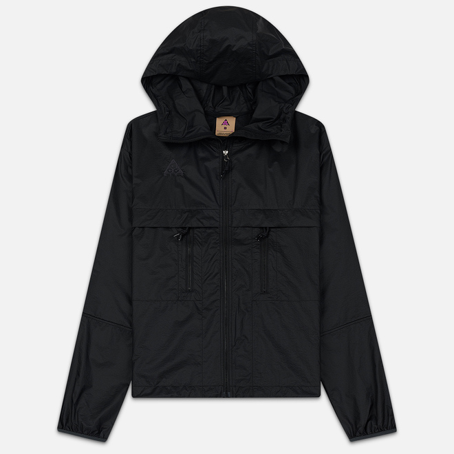Женская куртка ветровка Nike ACG NRG Hoodie Black