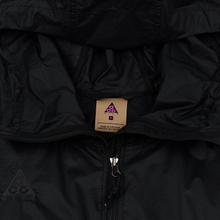 Женская куртка ветровка Nike ACG NRG Hoodie Black фото- 1