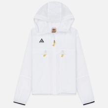 Женская куртка ветровка Nike ACG NRG Hoodie White фото- 0