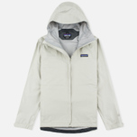 Patagonia Torrentshell Women's Jacket Bleached Stone photo- 0