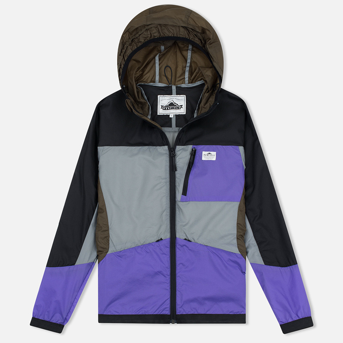 Penfield Cranford Color Block Women's Jacket Black