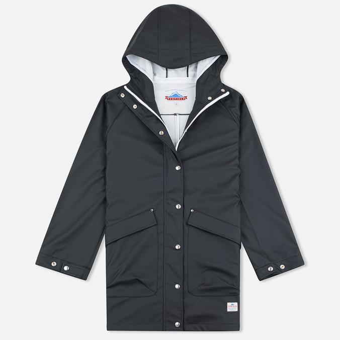 Женская куртка дождевик Penfield Kingman Weatherproof Black