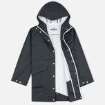Penfield Kingman Weatherproof Women's Rain Jacket Black photo- 2