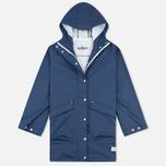 Женская куртка дождевик Penfield Kingman Weatherproof Navy фото- 0