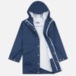 Женская куртка дождевик Penfield Kingman Weatherproof Navy фото- 2