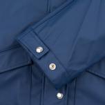 Женская куртка дождевик Penfield Kingman Weatherproof Navy фото- 3