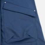 Женская куртка дождевик Penfield Kingman Weatherproof Navy фото- 5