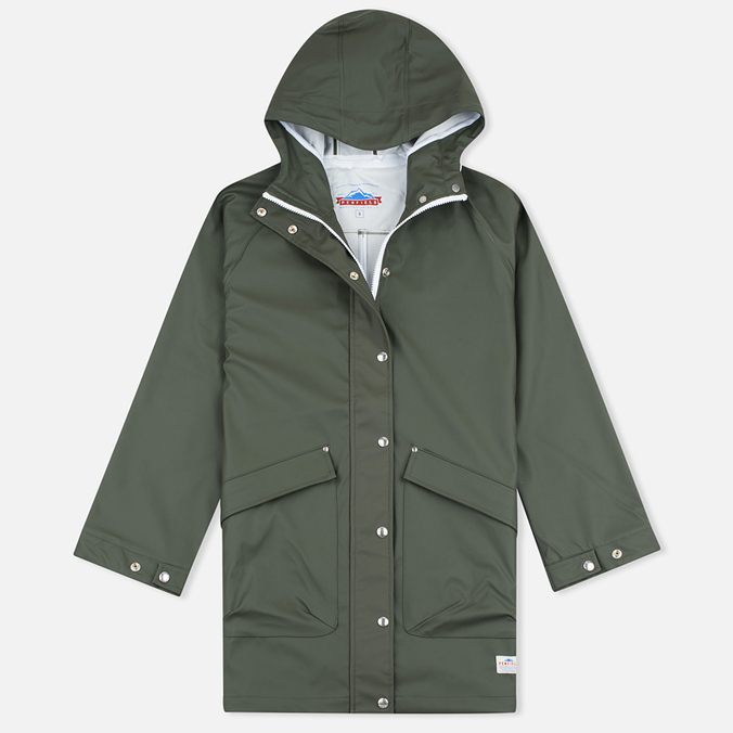 Женская куртка дождевик Penfield Kingman Weatherproof Olive