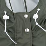 Женская куртка дождевик Penfield Kingman Weatherproof Olive фото- 8