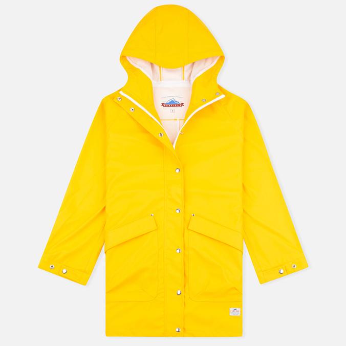 Женская куртка дождевик Penfield Kingman Weatherproof Yellow