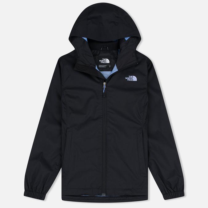 Женская куртка ветровка The North Face Quest Black