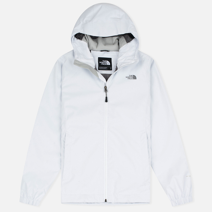 The North Face Quest Women's windbreaker White