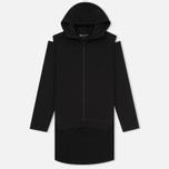 Женская куртка Y-3 Cocoon Hoodie Black фото- 0