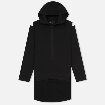 Женская куртка Y-3 Cocoon Hoodie Black
