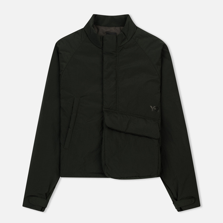 Женская куртка Y-3 Padded Short Dark Green