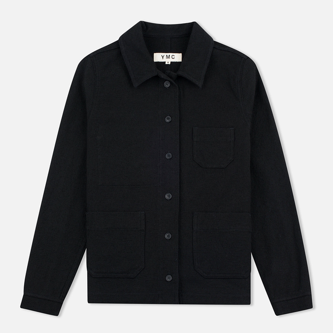 YMC Workwear Women's Jacket Black