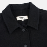 YMC Workwear Women's Jacket Black photo- 2