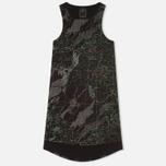 maharishi MAH.SAT. Singlet Women's T-shirt Black photo- 0