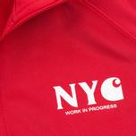 Женская олимпийка Carhartt WIP W' NYC Track Fire фото- 2