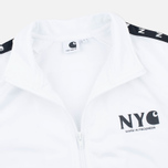 Женская олимпийка Carhartt WIP W' NYC Track White фото- 1