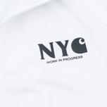 Женская олимпийка Carhartt WIP W' NYC Track White фото- 2