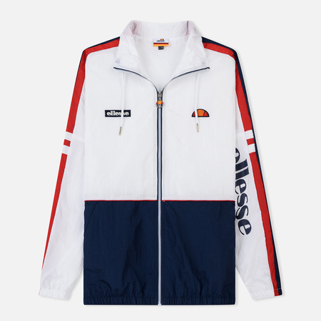 Женская олимпийка Ellesse Pampino Optic White/Dress Blues
