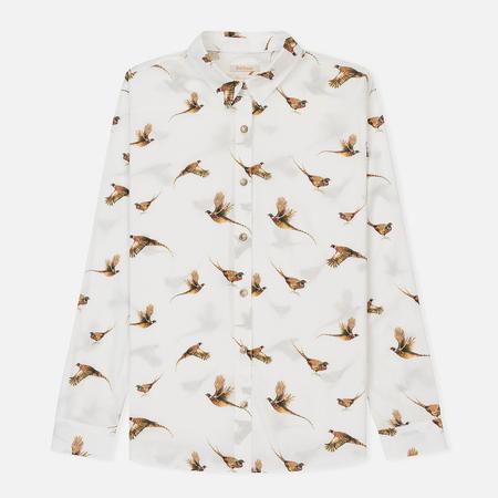 Женская рубашка Barbour Moorfoot Cloud White