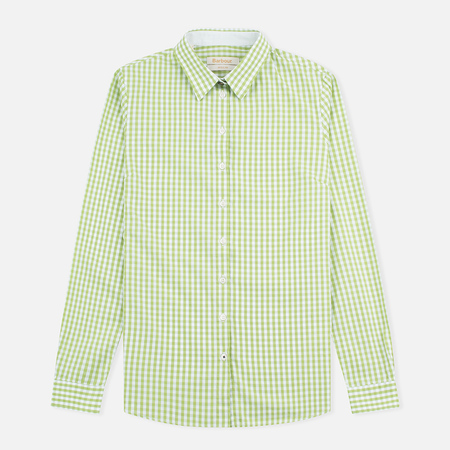 Barbour Raby Women's Shirt Fieldgreen