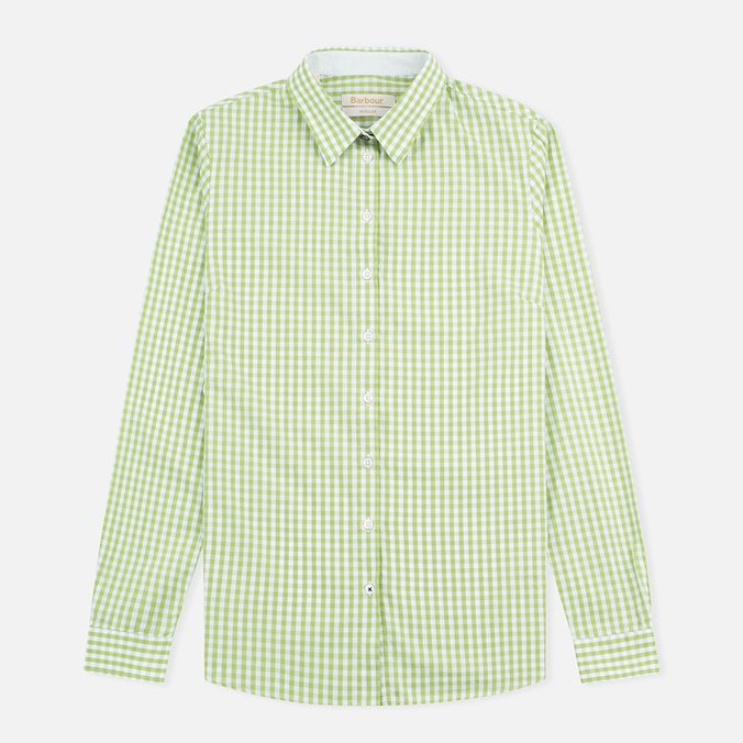 Женская рубашка Barbour Raby Fieldgreen