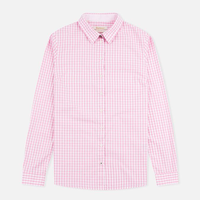 Женская рубашка Barbour Raby Pink