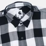 Женская рубашка Carhartt WIP W' L/S Cayla Check White фото- 1