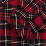 Женская рубашка Carhartt WIP W' Mia L/S Mia Check/Blast Red фото- 3