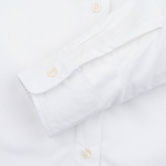 Женская рубашка Edwin W' Dasha Military Poplin 3.5 Oz White фото- 3