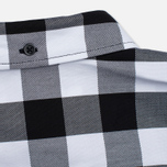 Fred Perry Gingham Women's Shirt Black photo- 5