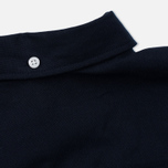 Fred Perry Oxford Women's Shirt Navy photo- 5