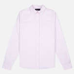 Женская рубашка Fred Perry Oxford Soft Pink фото- 0