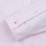 Женская рубашка Fred Perry Oxford Soft Pink фото- 3