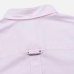 Женская рубашка Fred Perry Oxford Soft Pink фото- 6
