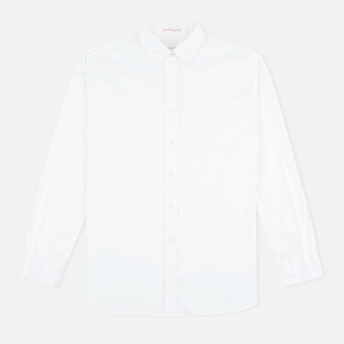 Женская рубашка Gant Rugger Ex-Boyfriend White