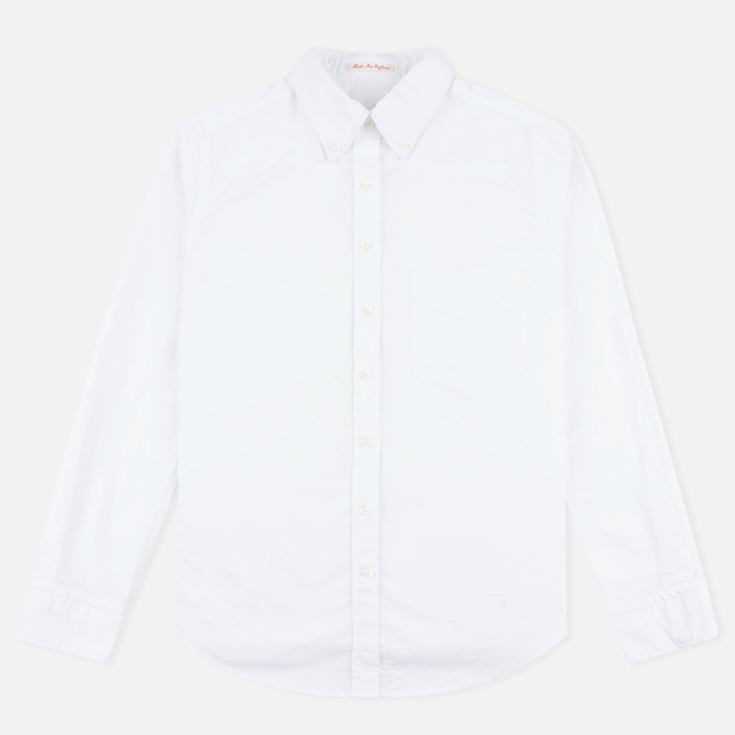 Женская рубашка Gant Rugger Kick Ass Oxford White
