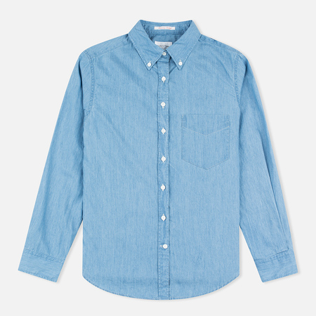 Gant Rugger Luxury Women's Shirt Light Indigo