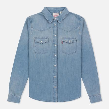 Женская рубашка Levi's Classic Western Seacape Light
