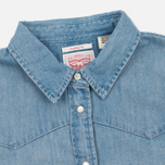 Женская рубашка Levi's Classic Western Seacape Light фото- 1