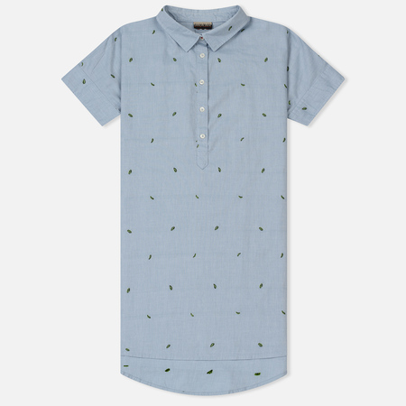 Женская рубашка Napapijri Gilina Fantasy Blue