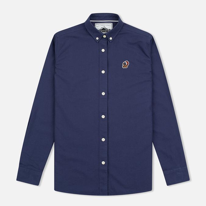 Женская рубашка Penfield Brookvale Navy